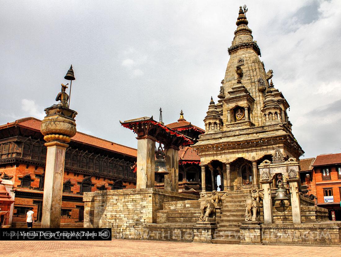 Vatsala Durga Temple & Taleju Bell