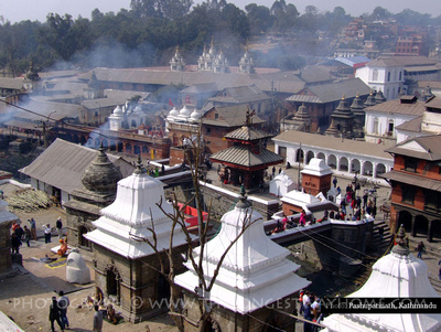 Pashupatinath temple complex