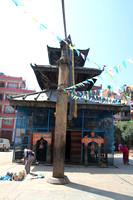 Balkumari temple in Thimi