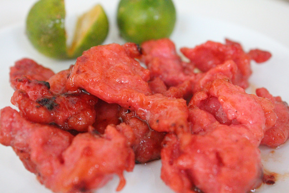 Pork Tocino from the Philippines (click to enlarge)