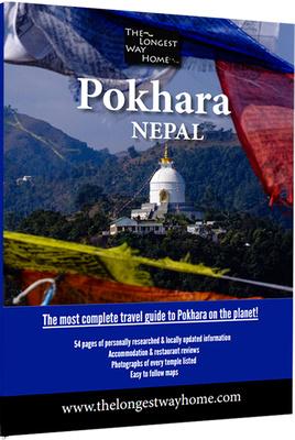 Pokhara guidebook