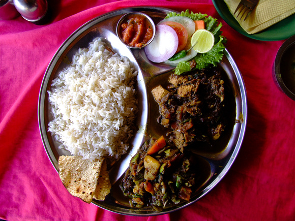 Mutton Curry from Nepal