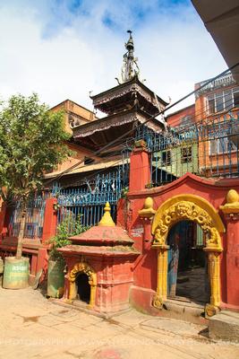 Harisiddhi Temple in Dhulikhel