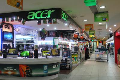Electronics Shopping Mall in Malaysia