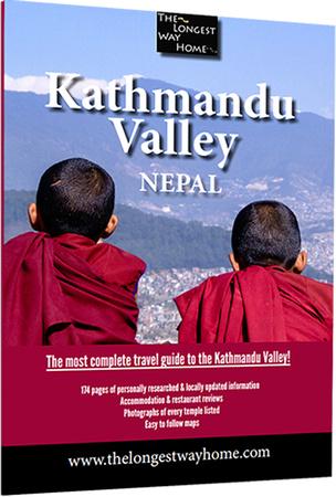 Kathmandu Valley Guidebook