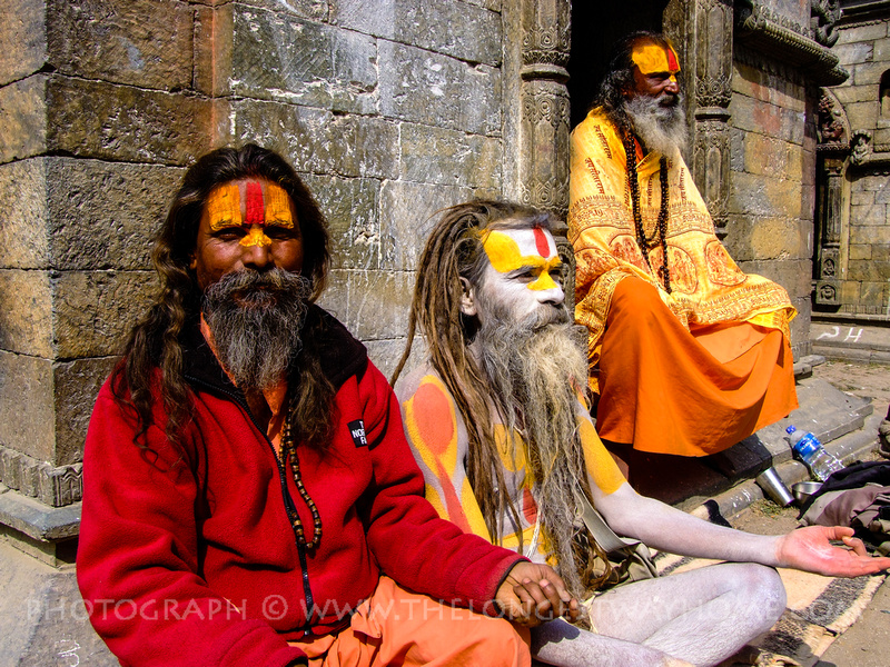 Sadhus of Nepal: photographs of the wandering holy men