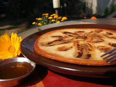 Banana Pancake in Nepal