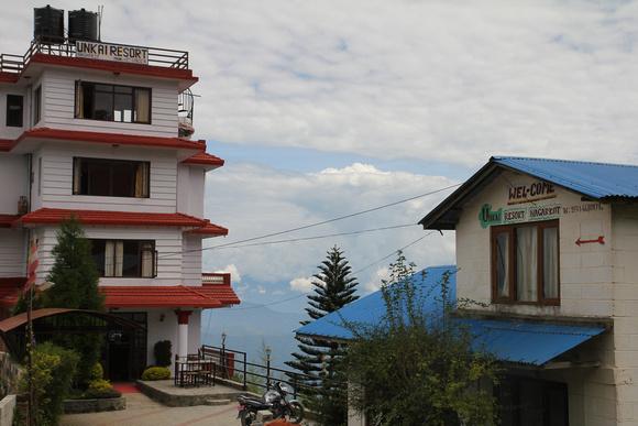 hotels in Nagarkot