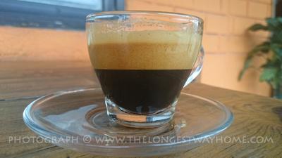 Espresso in Nepal