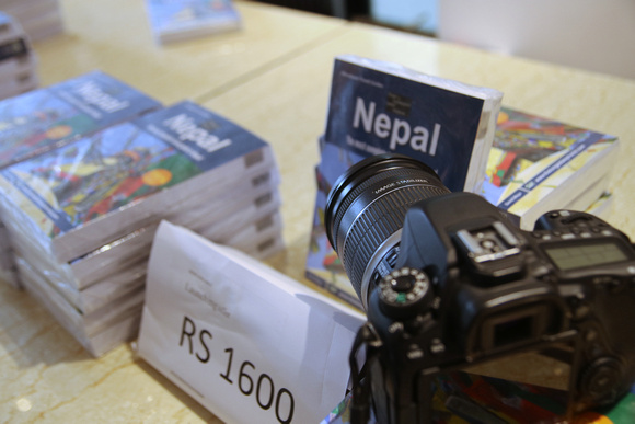 Official launch of the best guidebook to Nepal with a discounted price!