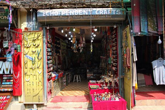 Echo Pendant Crafts in Kathmandu