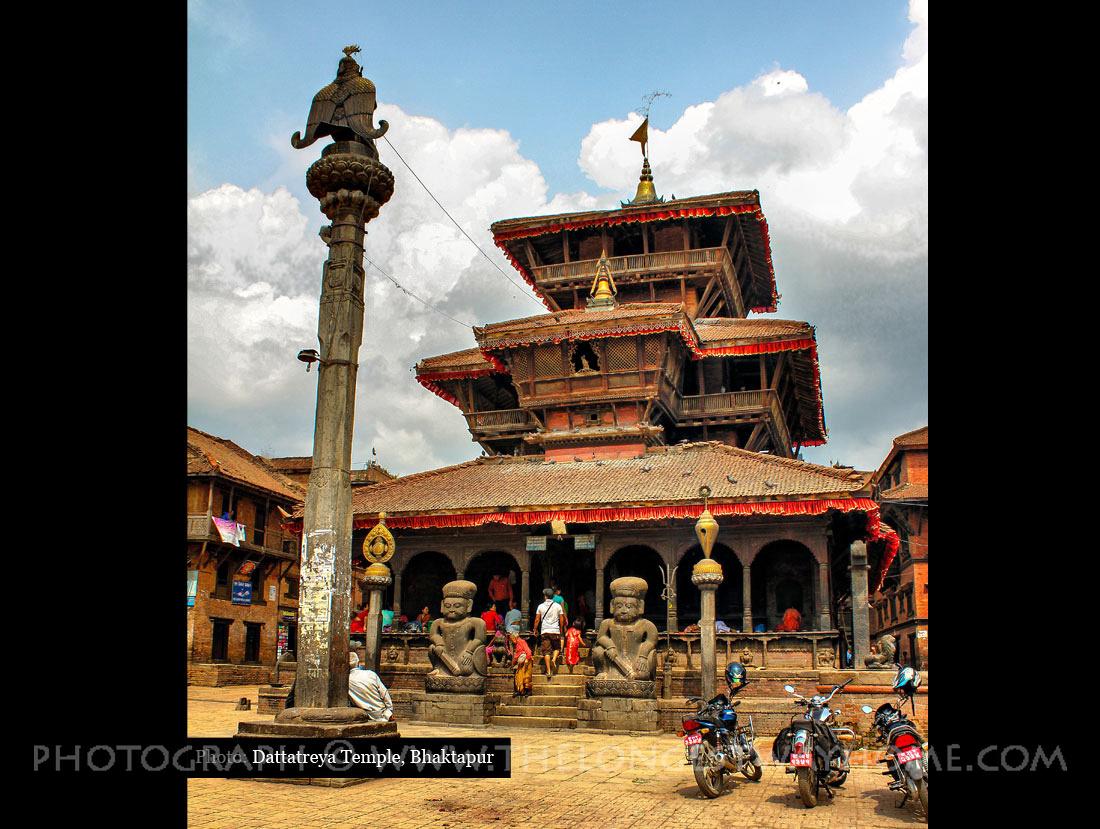 Dattatreya Temple Bhaktapur