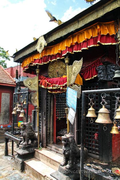 Karya Binayak Temple in Bungamati