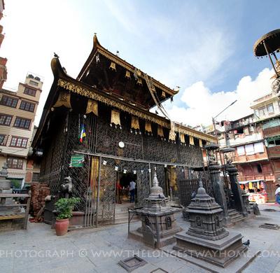 Seto Machchhendranath temple, Kathmandu