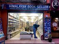 Himalayan Book Seller in Thamel