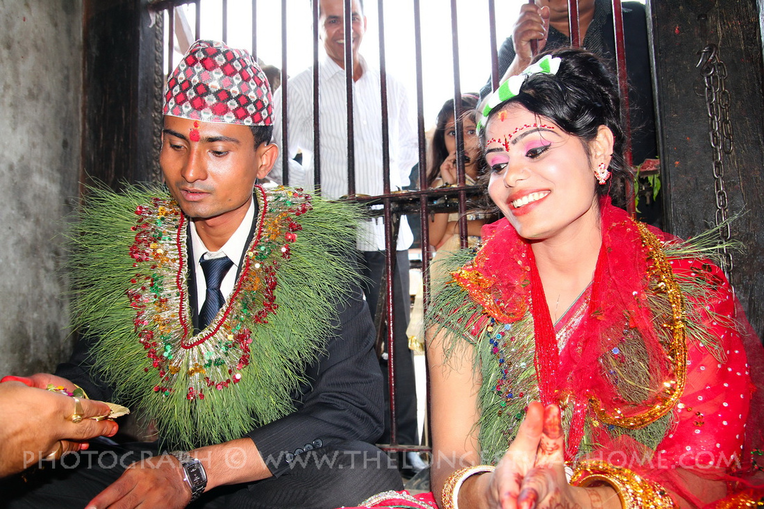 Nepali and indian marriage ceremony