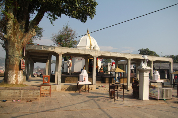 Bindhyabasini temple in Pokhara