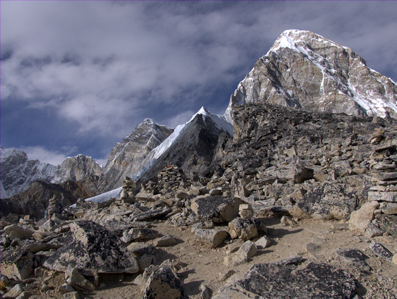 Kala Patthar Mountain
