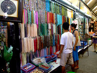 Inside Chatuchak Weekend Market, Bangkok