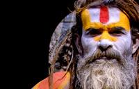 Sadhu holyman from Nepal