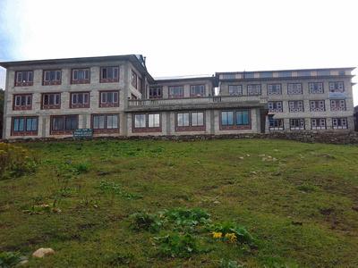 A hotel Tashi Delek in Tenbouche