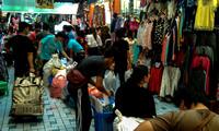 Inside Pratunam Market, Bangkok