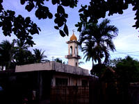 A mosque in The Philippines