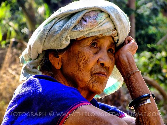 A Northern Thai woman