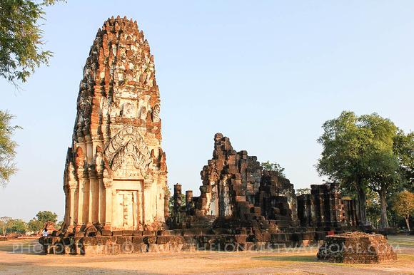 Wat Phra Phai Luang, Sukothai, Thailand