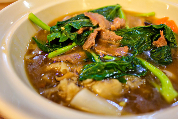 Thai Beef & Gravy