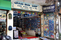Grand Book Shop in Thamel