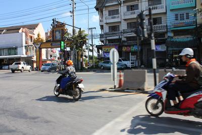Downtown Chiang Rai