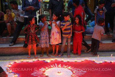 Celebrations in Kathmandu