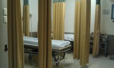 ER room in Asia
