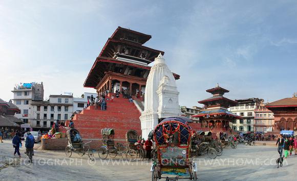 Maju Dega Temple & Narayan Vishnu Temple