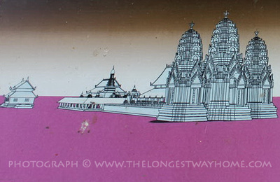 What Wat Phra Phai Luang originally looked like