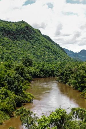 Thailand's northern landscape