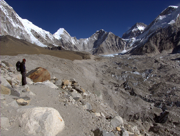 This is the way to Everest Base Camp
