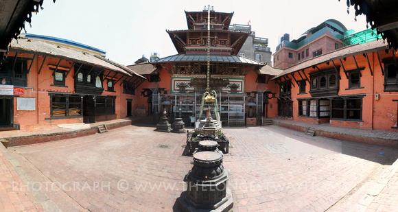 Ratnakar Mahavihar (Patan Kumari Residence )