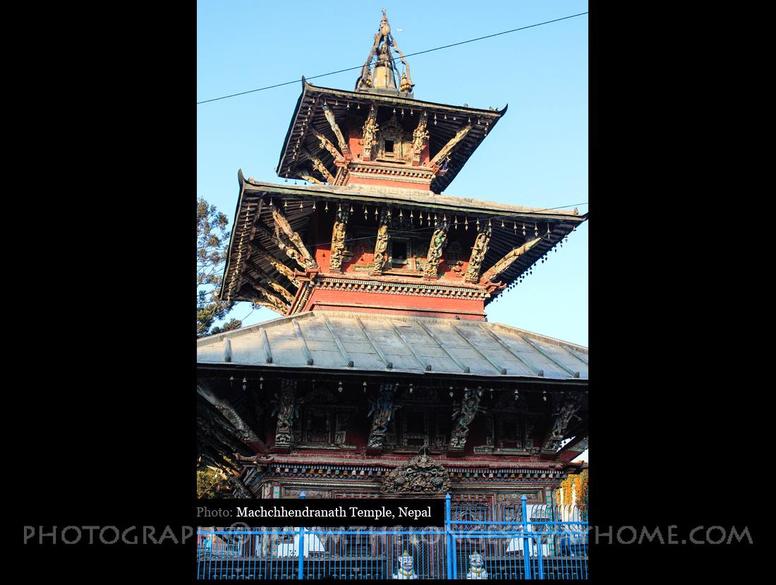 Machchhendranath temple, Patan, Nepal