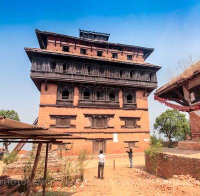 Nuwakot Palace or Saat Tale Durbar