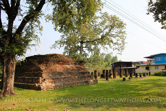 Wat Chedi Yod Hak