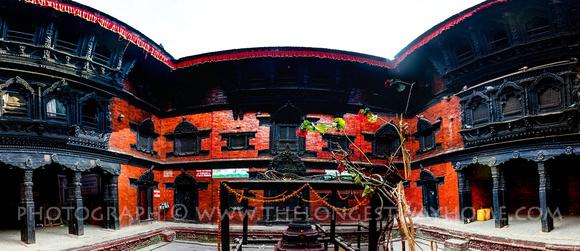 The Kumari House