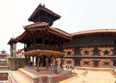 Chyasalin Mandap in Durbar Square
