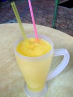 Mango Shake from Sabah, Malaysia
