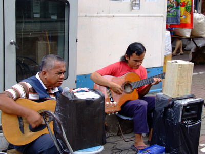 Local Music from Sabah