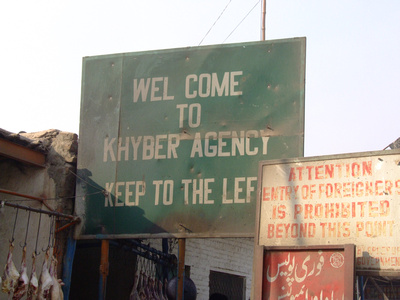 The Khyber Pass (click to enlarge)