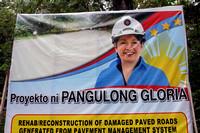 Poster of Ex Philippines President Arroyo