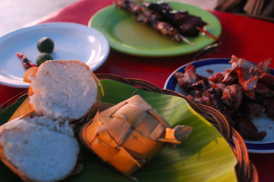 Places of barbecue food from The Philippines