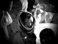 Boy in Tibet